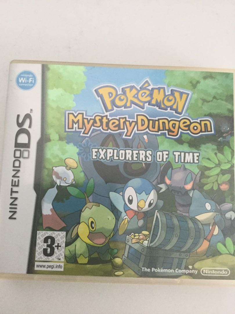 Fine Pokemon: Mystery Dungeon Explorers Of Darkness No Game!! Case Only! ds