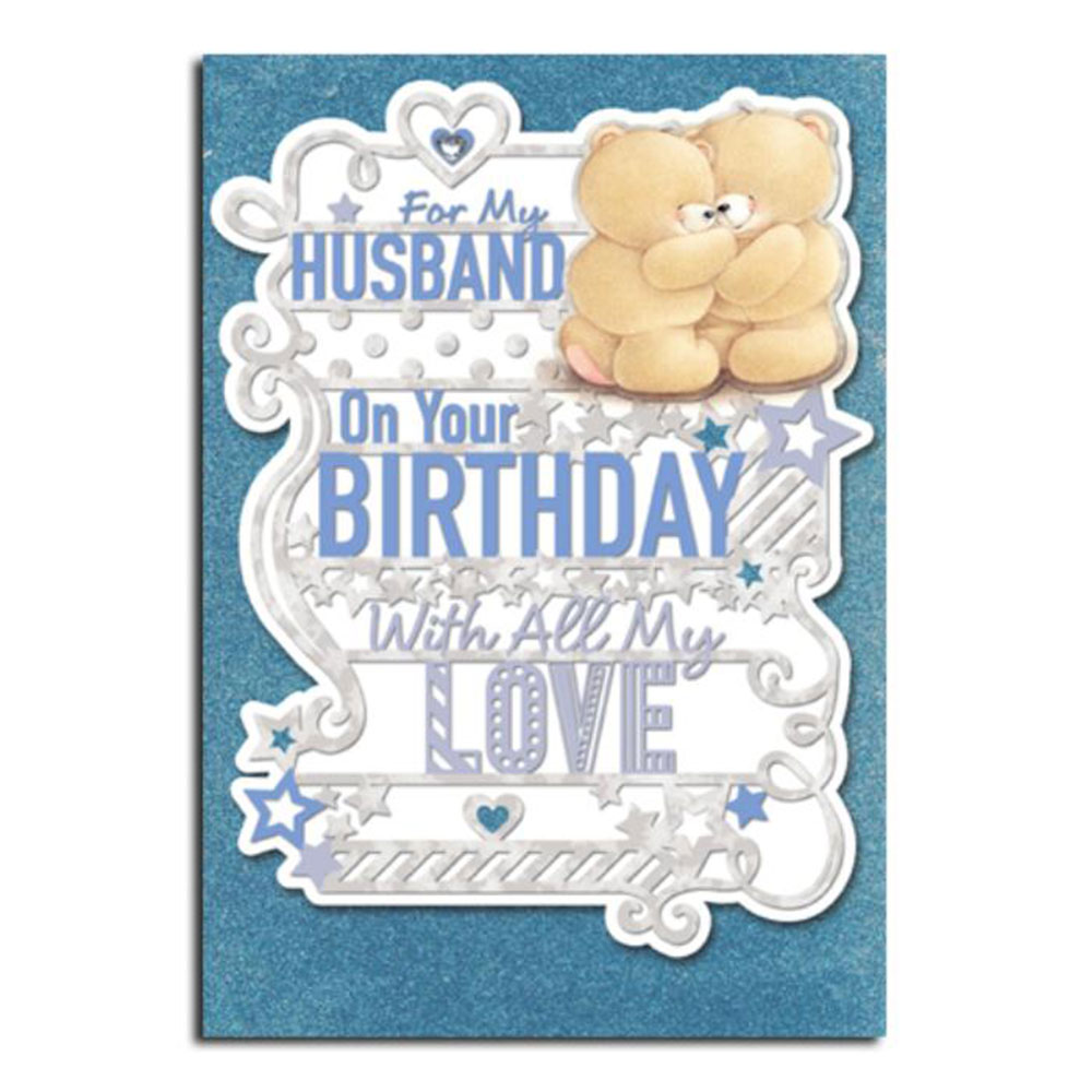 Forever Friends By Hallmark For My Husband Birthday