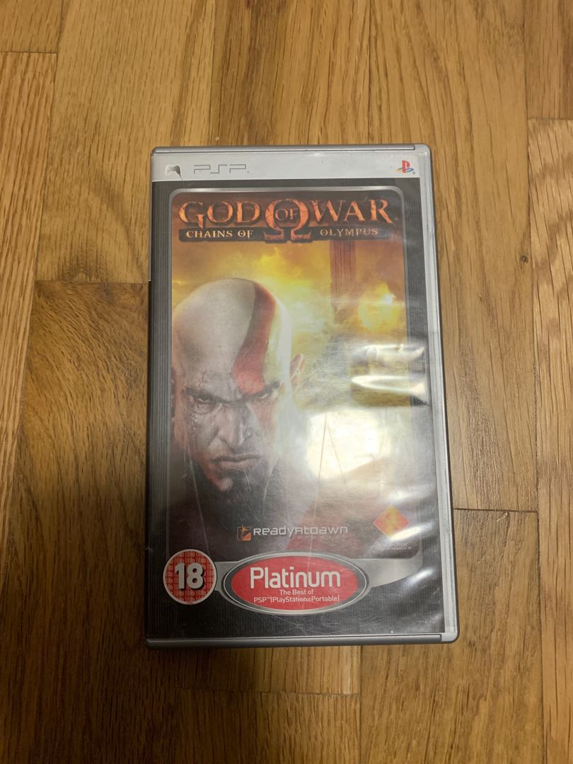 GOD OF WAR PSP