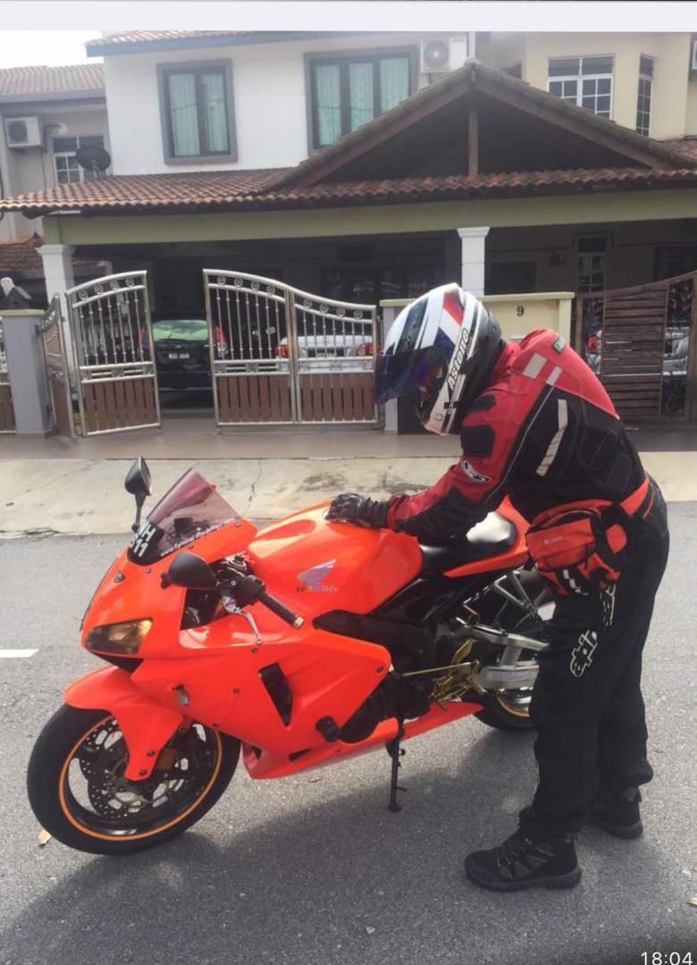 Honda Cbr 600 Rr Motorbikes On Carousell