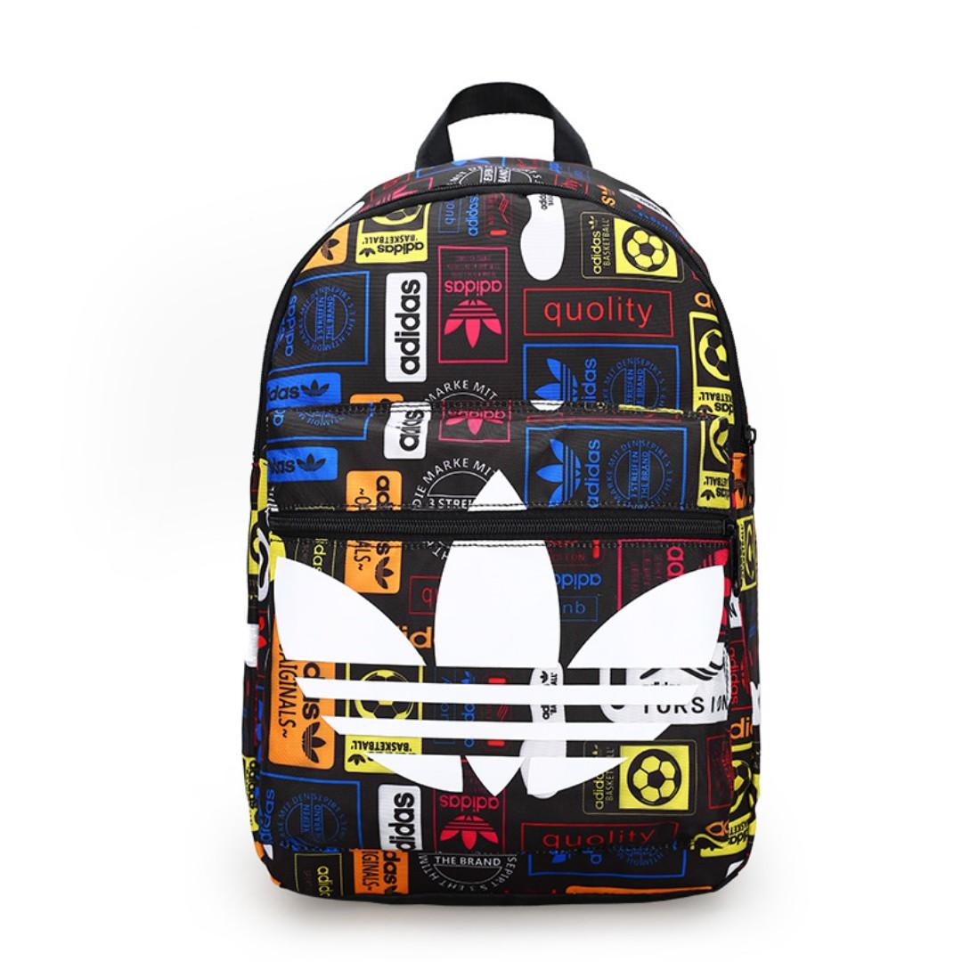eeb16af746dc Instock Adidas School Backpack