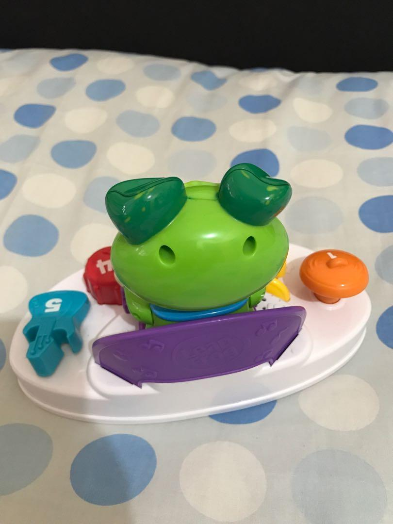 Leap frog musical toys