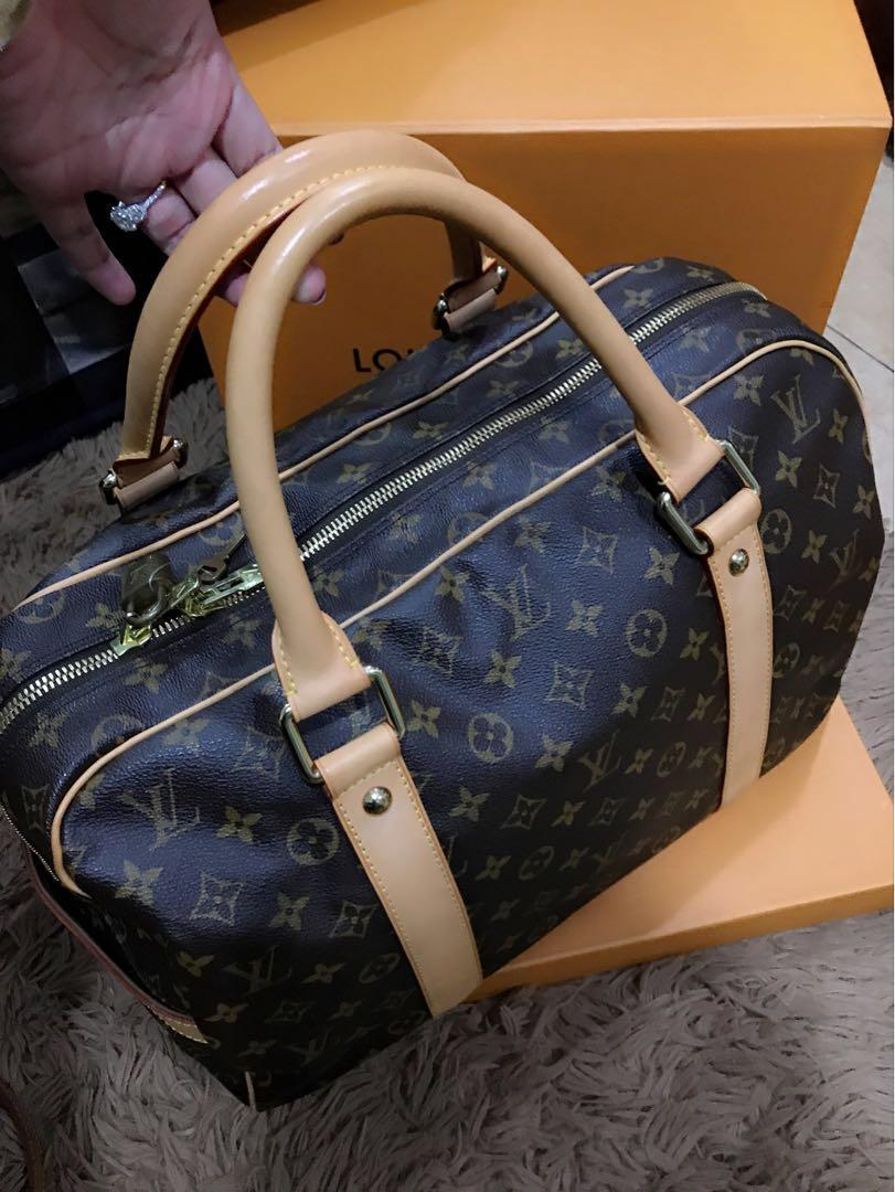 Louis Vuitton Carryall Keepall