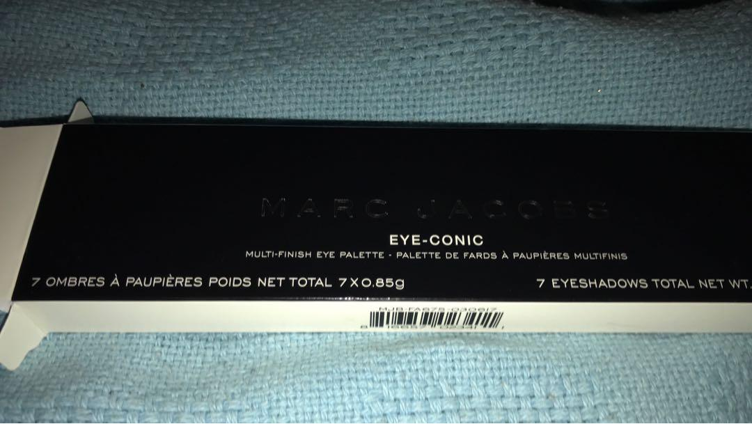 Marc Jacobs : Eye Conic Palette