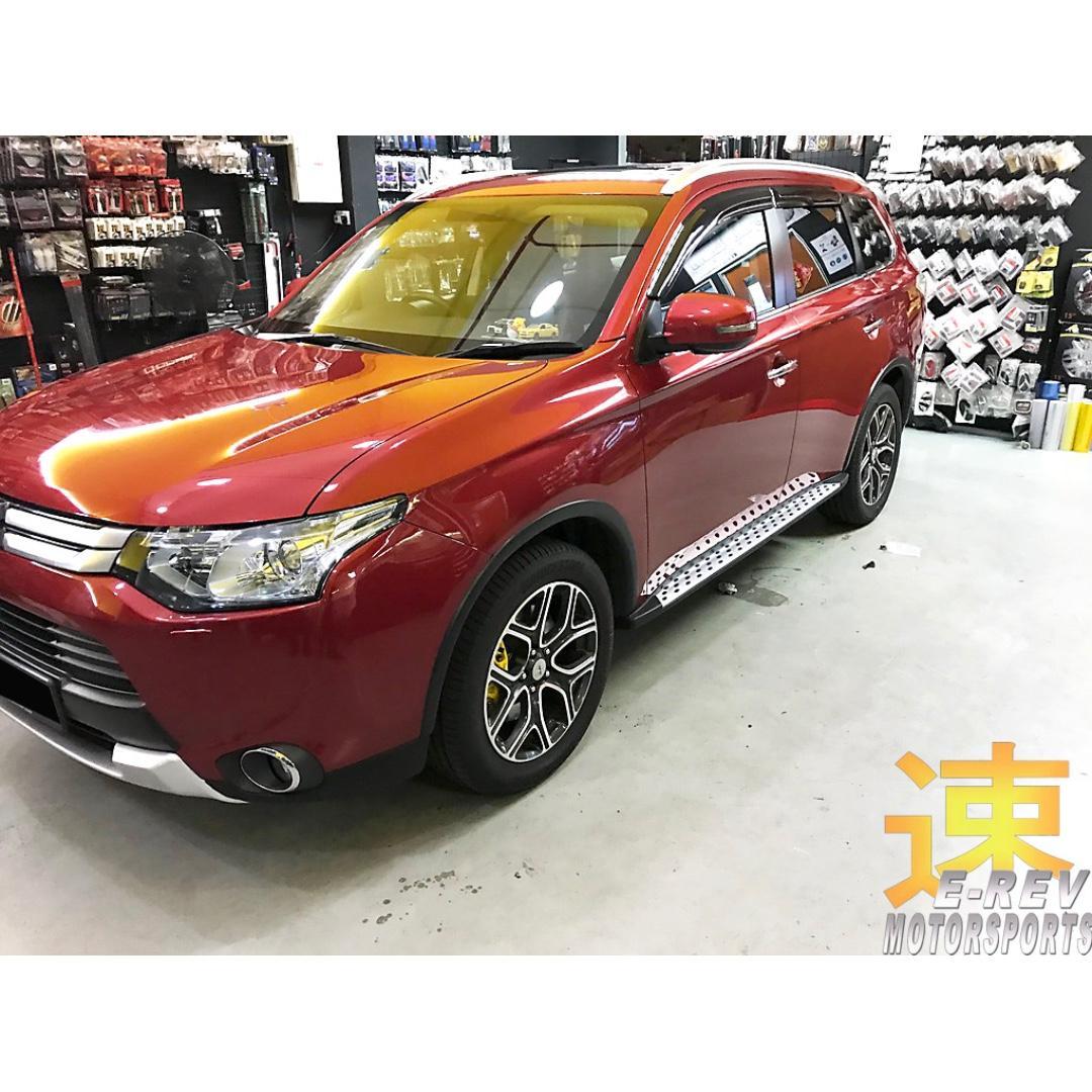 Mitsubishi Outlander 2018 Side Step, Car Accessories