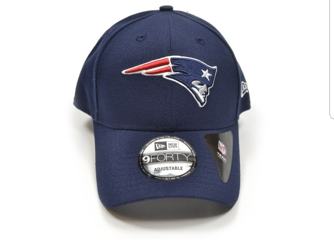 239769e6e New Era New England Patriots Strapback Cap, Men's Fashion ...