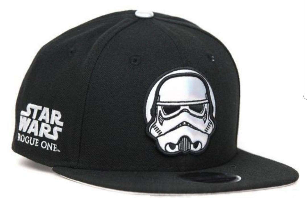 New Era Star Wars Stormtroopers Snapback Cap 34f6aa34ee4