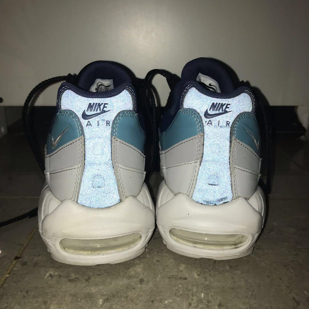 Nike air 95 French blue US10