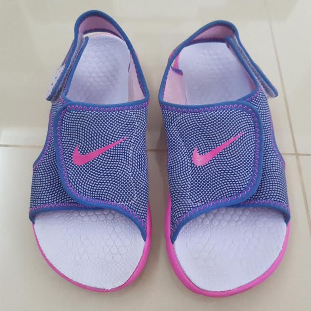 2bede9026d1fd Nike Sandals Girls Slipper