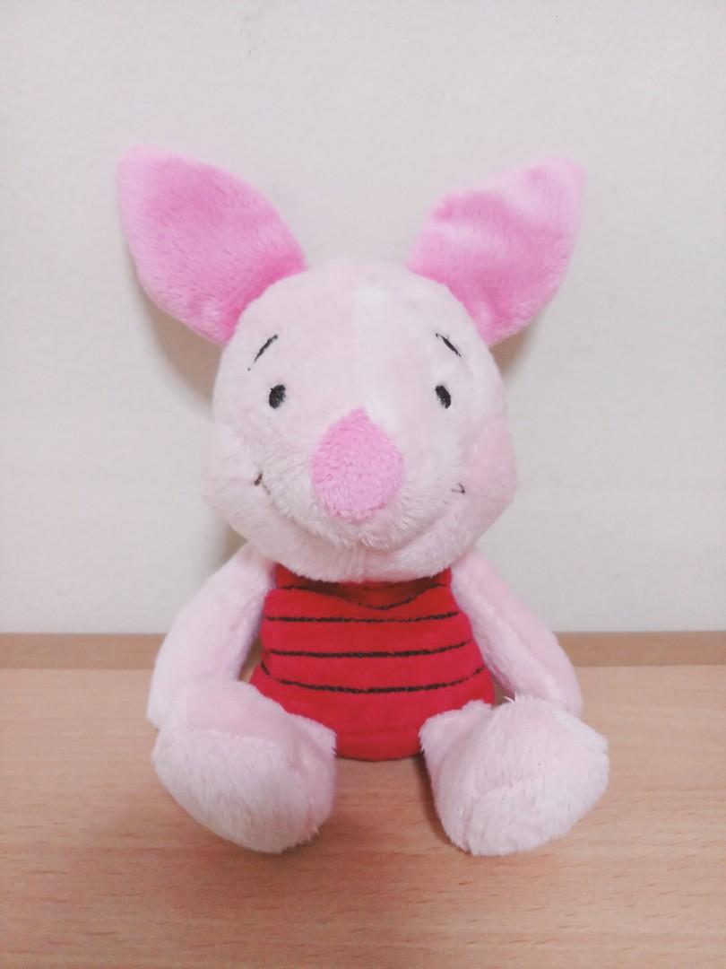 Piglet Beanie Baby Plushie - Disney Winnie the Pooh e8c1520d39e3