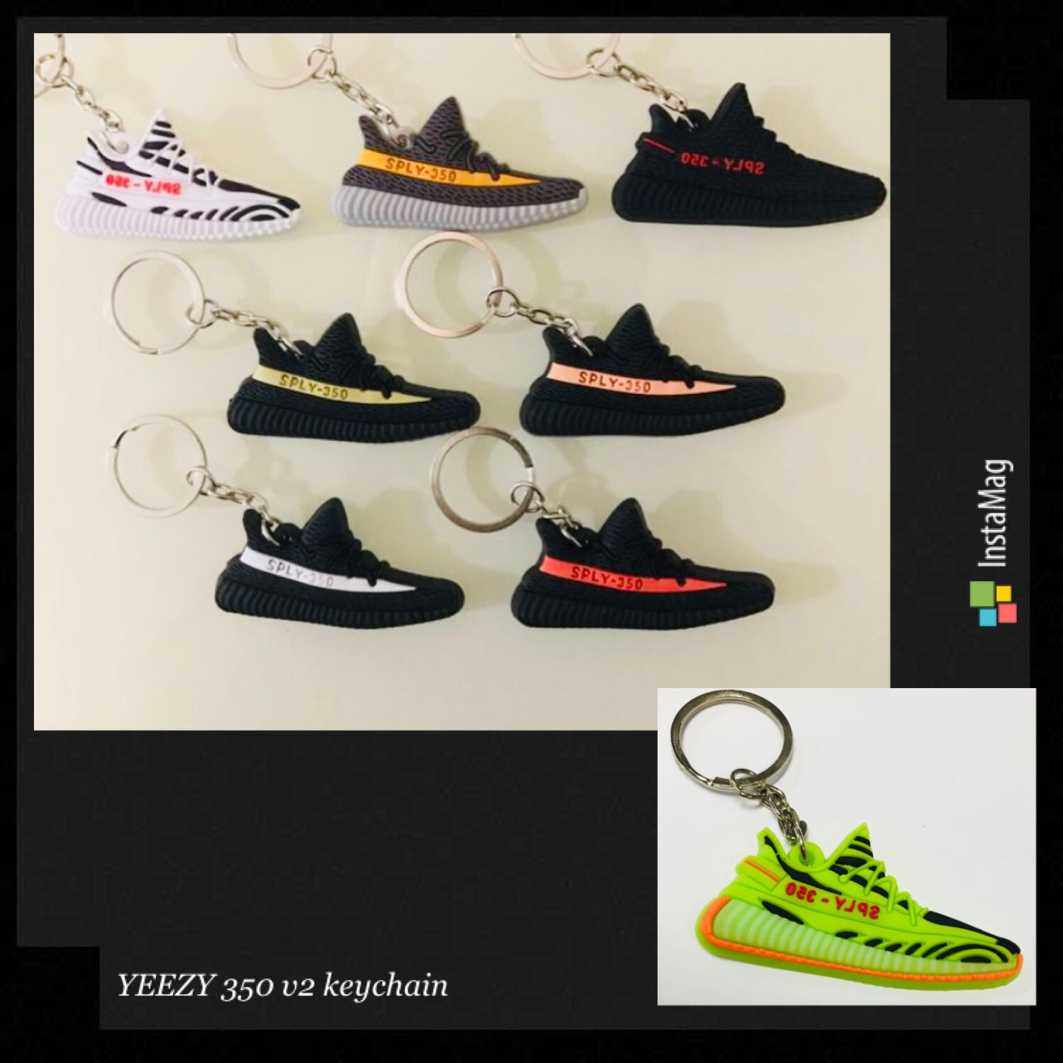 2718013bb3291 READY STOCK - LATEST NEW ARRIVAL!! Inspired ADIDAS YEEZY BOOST 350 ...
