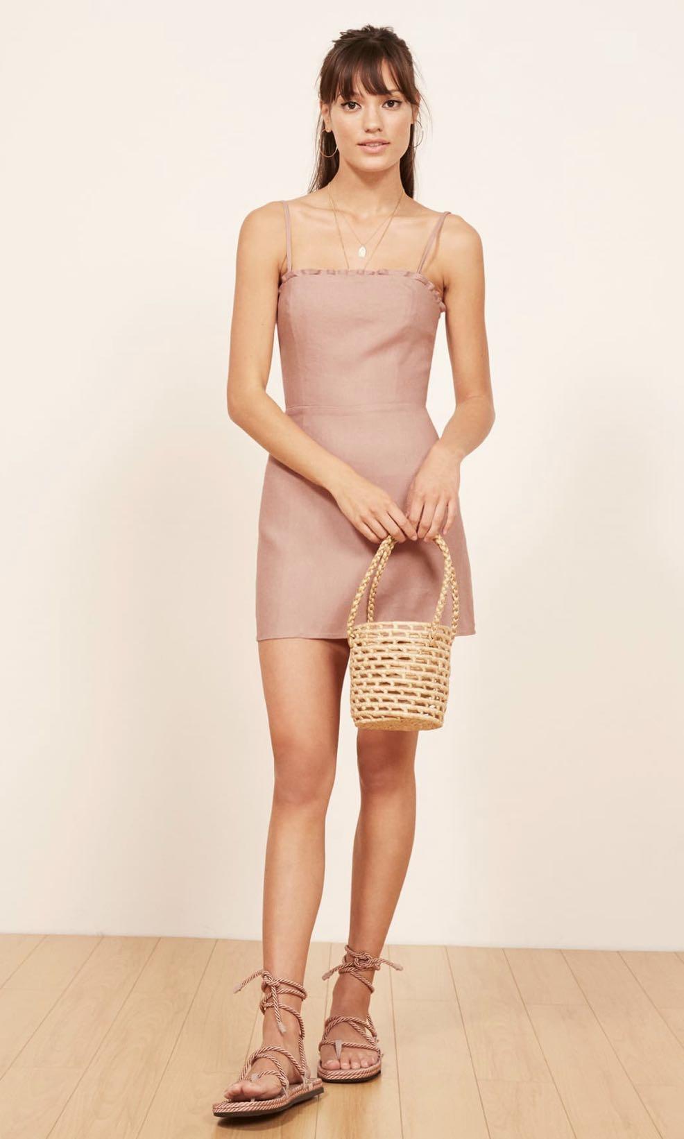 d03755e39c9 Reformation Ava Dress