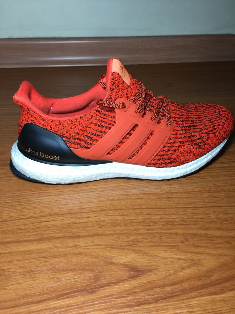 5628307a8fe1f REPRICED  Ultraboost 3.0 Energy Red