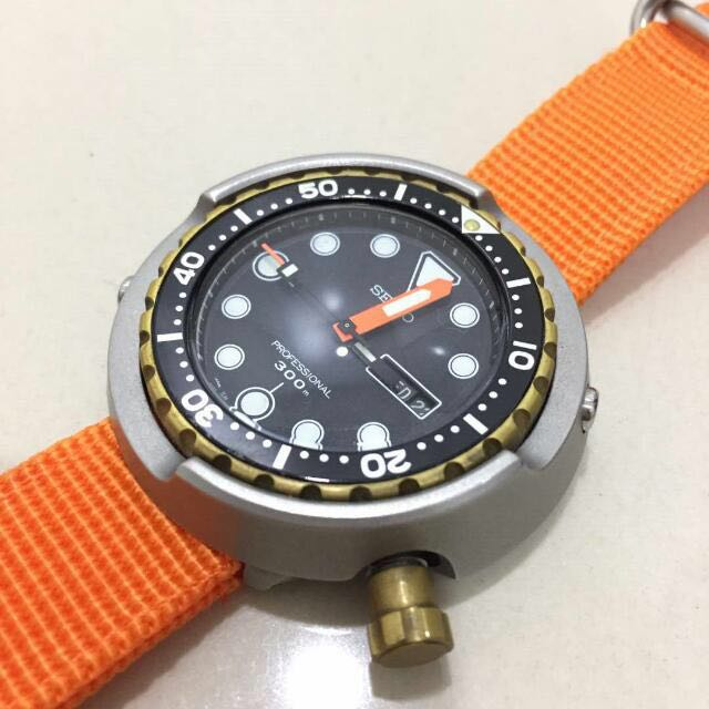 Seiko 6309-729A Tuna Mod