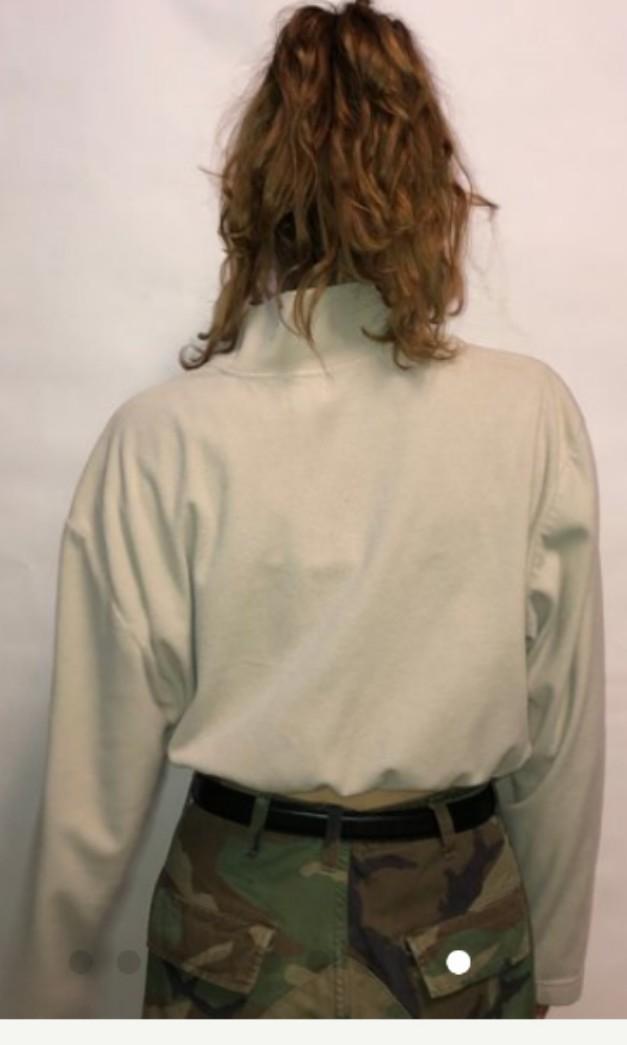Vintage cropped Calvin Klein fleece