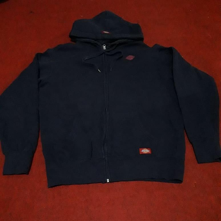 Zip Hoodie Dickies Men S Fashion Men S Clothes Tops On Carousell