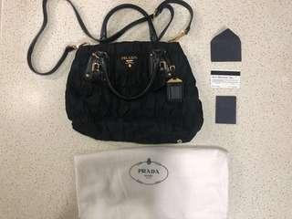 Authentic Prada BN1792 handbag