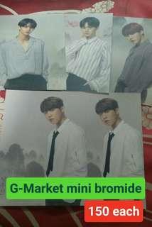 Wanna-One Gmarket mini bromide