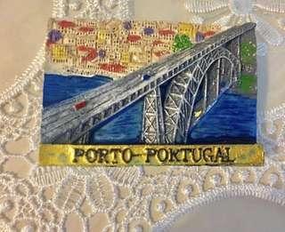 FRIDGE MAGNET PORTUGAL