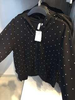 h&m jaket original new