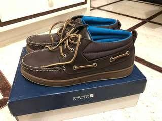 FOR SALE: Sperry Top Sider Cup Chukka DK BRN
