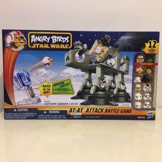 Angry Birds Star Wars AT-AT Attack Battle Game 憤怒鳥星球大戰