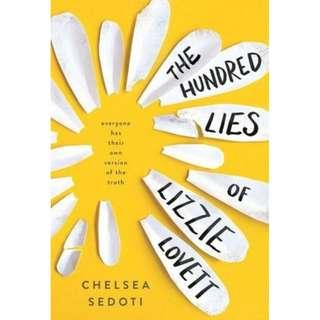 @(Brand New) The Hundred Lies of Lizzie Lovett     By: Chelsea Sedoti