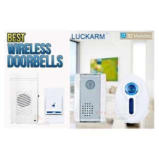 LUCKARM Intelligent Wireless Doorbell