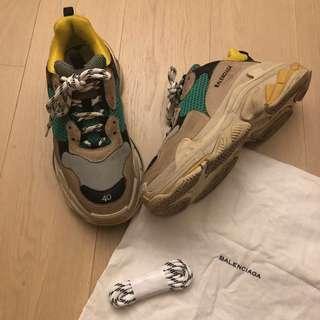 balenciaga男鞋 40碼