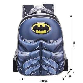 Marvel backpack for school kids