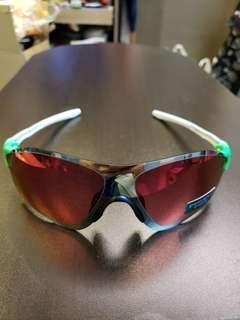 Oakley EV Zero OO9313-07 PRIZM FIELD Sunglasses with lens pouch