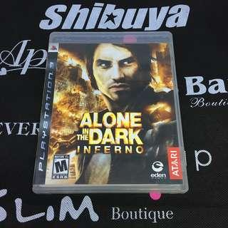 PS3 Game Alone in the Dark