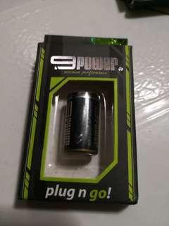 9 Power plug n go
