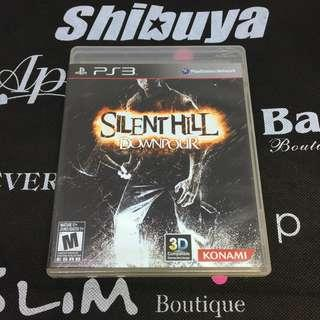 PS3 Game Silent Hill: Downpour