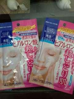 Kose Clear Turn White Mask Placenta