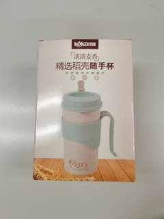 New Keka Wheat Fiber Mug (new in box)