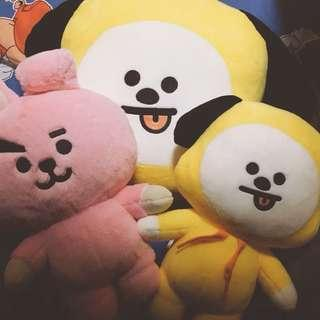 BTS BT21 Standing Doll Official - PO (@dae.bakk)