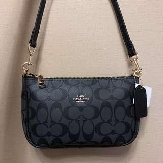 Coach 小手袋handbag crossbody shoulder bag de23b01b09734