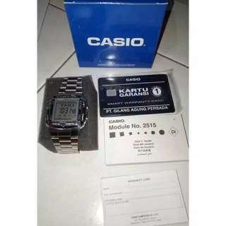 Jam tangan Casio