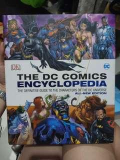 DC Comics Encyclopedia (Repriced)