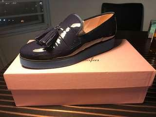 Honey Blue Loafer