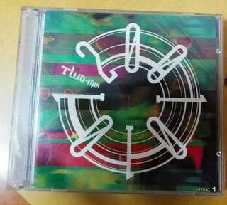 TWO-MIX /20010101-2雙CD