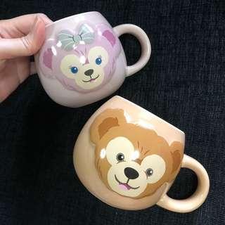 PO Tokyo disneysea Duffy and Shelliemay Mug