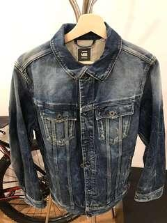 G star made in Italy denim jacket