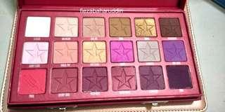 [READY STOCK] Jeffree Star Cosmetics Blood Sugar Eye shadow Palette
