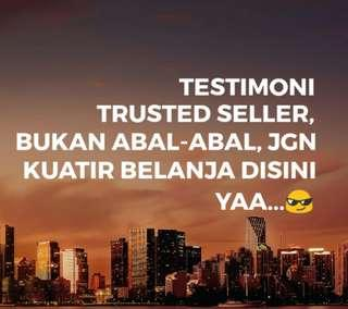 Testimoni real customer