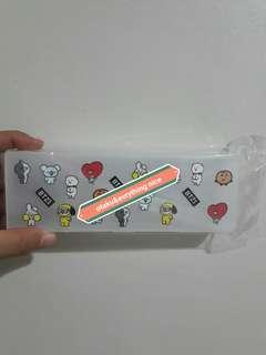 BTS BT21 pencil case