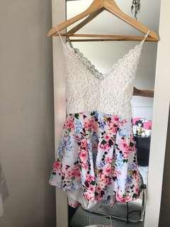Summer playsuit size 10