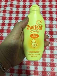 Switsal body lotion new
