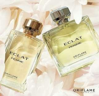 Parfum Couple, Eclat Homme & Eclat Femme